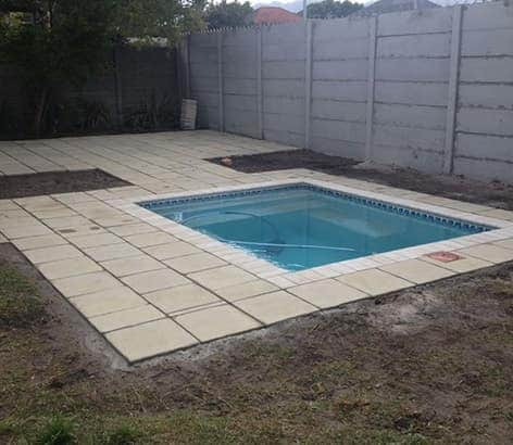 Swimming Pool Paving Cape Town