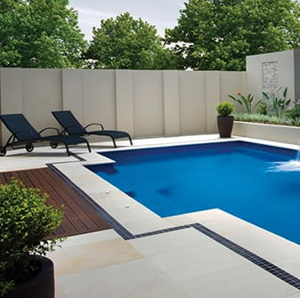 Paving Around Swimming Pools