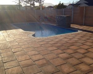 Swimming Pool Paving in Cape Town