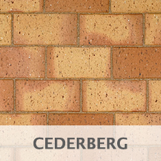 Cederberg Clay Pavers