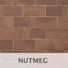 Nutmeg Clay Pavers