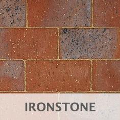 Ironstone Clay Pavers