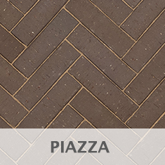 Piazza Clay Pavers