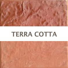 Terra Cotta Slate Pavers