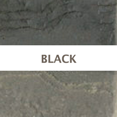 Black Slate Pavers