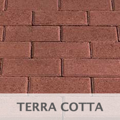 Terra Cotta Cement Bond Pavers